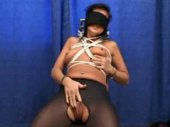 Bound plus fisted